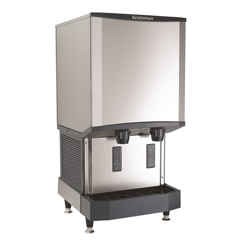 Water & Ice Dispenser - Air Cooled - 500LB 40LB 115/60/1 (Nugget Ice) picture