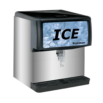 Ice Dispenser ONLY 200LB  picture